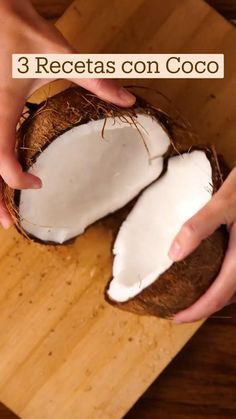 Coconut Desserts, Delicious Desserts, Yummy Food, Vegetarian Cooking, Cooking Recipes, Healthy Recipes, Mexican Food Recipes, Dessert Recipes, Food Humor