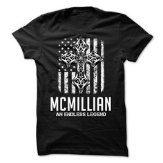 MCMILLIAN - An Endless Legend - #funny shirt #sweater scarf. CHEAP PRICE => https://www.sunfrog.com/Names/MCMILLIAN--An-Endless-Legend.html?68278