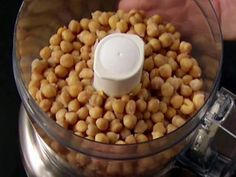 Slow Cooker Chickpeas (for hummus). 4 hours on high is definitely not long enough... Have to try this one again.