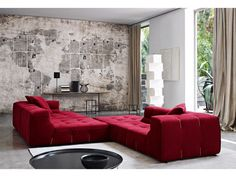 Living Room - luv luv luv the floor but in a trance luv about that WALL!!! Want to do that!!!