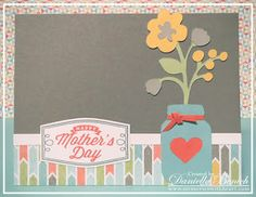 CTMH: August Stamp of the Month: Framed