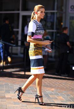 Australian Fashion Week Street Style: