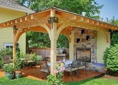 Image result for mobile home addition gazebo