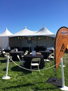 Bike MS Waves to Wine VIP Tent & vip artist lounge festival - Google Search | events | decor - tent ...