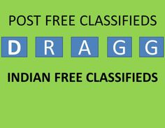 POST FREE CLASSIFIEDS ON http://ww.dragg.in