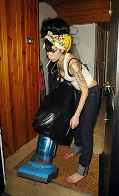 Winehouse Cleans Up