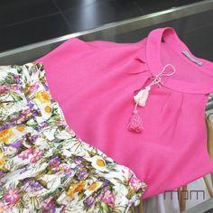 En nuestra colección #Basic encontrarás blusas, vestidos, faldas, shorts en colores vivos, perfectos para disfrutar este verano #mpm #basic