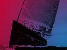 The amazing 86m sailing yacht, AQuiJo!  #TJB #SuperYachts #RemarkableExperiences