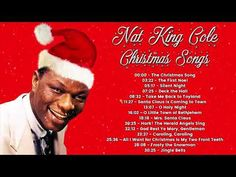 Nat King Cole - Christmas Songs (FULL ALBUM) - YouTube Christmas Albums, Christmas Music, Christmas Videos, Christmas Scenes, Christmas Images, Christmas Deco, Christmas Carol, Christmas Baking, Christmas Time
