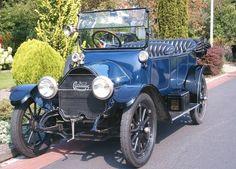 1914 Cartercar Model 7 Touring Car.