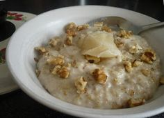 Breakfast Ideas - Day 7, Porridge!