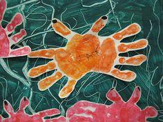 Hand Crab