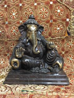 Ganesha Seated