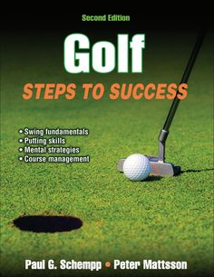 "Read ""Golf Steps to Success"" by Paul G. Schempp available from Rakuten Kobo. Develop a consistent swing and master every shot on your way to a lower handicap. Golf: Steps to Success provides detail. Golf 2, Play Golf, Golf Etiquette, Golf Instructors, Steps To Success, Club Face, Golf Drivers, Golf Tips For Beginners, Perfect Golf"