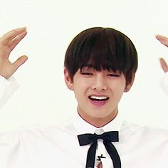 he looks so cute|| JUST BTS TAEHYUNG