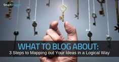 How are you supposed to choose what to blog about? How are you supposed to narrow it down to one thing?