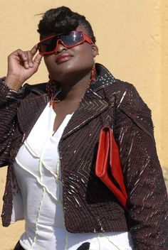 NONTSIKELELO VELEKO AND SOUTH AFRICAN FASHION. She looks 'mazing!!!