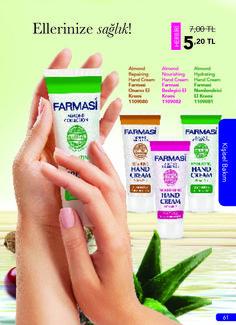 #farmasi #ocakkatalogu #guzelliklerdunyasi #makyaj #kisiselbakim #parfum #bebekurunleri #drctuna #ocak #2015