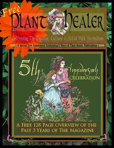 128 Pages of Free Herbal Wisdom