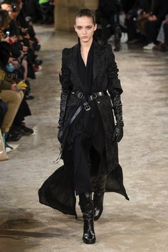 Ann Demeulemeester Fall 2018 Ready-to-Wear Collection - Vogue