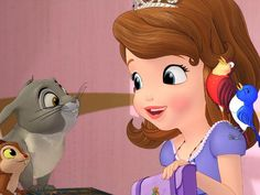 Sofia, la primera princesa latina de Disney