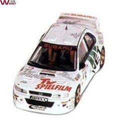 Subaru Imprezia WRC RallyMonte Carlo 1998 Kremer/Wicha St.Nr.21