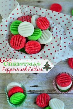 You're going to love this Easy Christmas Peppermint Patties recipe! Super easy to make, fantastically festive, and always a hit with kids a...