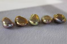 Souffle Freshwater Pearls