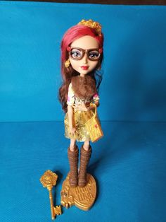 Ever After High Rosabella Beauty Doll on Mercari Rosabella Beauty, Ever After High, All Pictures, Birthday Wishes, Dolls, Disney Princess, Disney Characters, Wishes For Birthday, Puppet