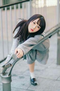 Beautiful Japanese Girl, Japanese Beauty, The Most Beautiful Girl, Beautiful Asian Girls, School Girl Japan, Japan Girl, Cute Asian Girls, Cute Girls, Kids Girls