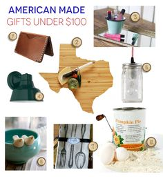 Made in the USA Gift Ideas | #products #kitchen #vintage