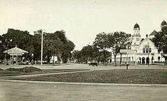 De Wilheminaplein te Semarang. 1933