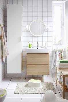 Make A Resolution To Get Organized! Find IKEA Ideas In Your Stress Free  Organization. Tall Bathroom CabinetsBathroom ShowersSmall ...
