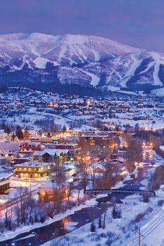 Steamboat Resort climbs 2 spots to No. 8 in @skimagazine Resort Guide. Steamboat Springs, Colorado