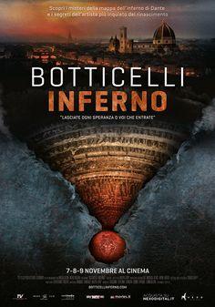 Botticelli Inferno, scheda del film di Ralph Loop, leggi la trama e la recensione, guarda il trailer, data di uscita al cinema