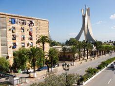 Une de nos égéries partie en Algérie
