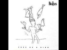 The Beatles - Free As A Bird (HQ)