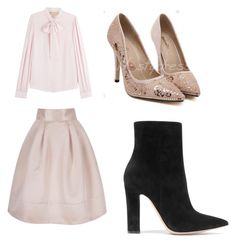 """""""Sans titre #341"""" by stylesforstars on Polyvore featuring Michael Kors et Gianvito Rossi"""