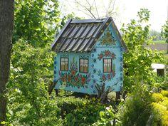 zalipie. Folk art village in souther Poland. Foto Paul Brannan