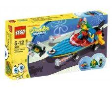 LEGO Bob Esponja Héroes de las Profundidades