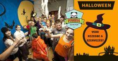 Halloween programok: vedd kezedbe a szervezést!