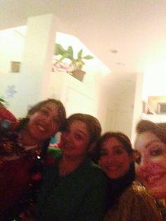 Us Girls ..@Debbie Roberts  house