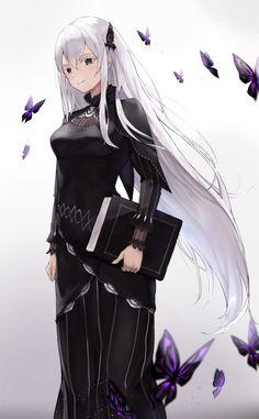 Anime Oc, Anime Eyes, Anime Demon, Girls Characters, Female Characters, Anime Characters, Kawaii Anime Girl, Anime Art Girl, Cute Goth Girl