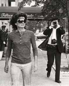 Jackie Kennedy, she had spirit, style, intelligence and most of all class!