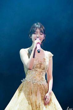 """IU 171210 """"Palette"""" Concert in Seoul Day2"""