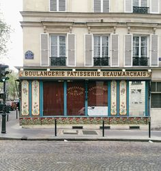 Paris Honeymoon Guide: Le Marais - http://ruffledblog.com/paris-honeymoon-guide-le-marais