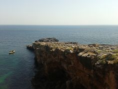 Hell´s Mouth, Cascais, Portugal. http://www.fellowtours.com