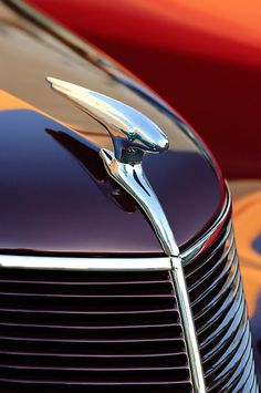 1937 Ford Coupe Hood Ornament...Re-pin brought to you by agents of #Carinsurance at #HouseofInsurance in Eugene, Oregon...Call for a Quote 541-345-4191