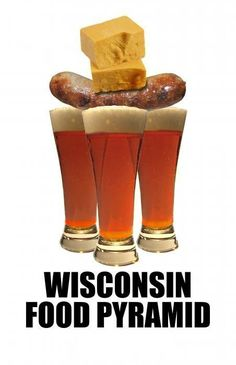 Planning a trip to Wisconsin in 2014. I'm not a beer drinker, but I can eat my body weight in sausage and cheese.