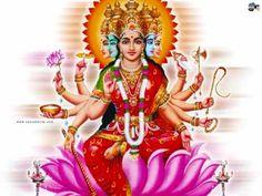 Mahalakshmi Stotram.